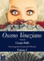Osceno Veneziano (ebook)