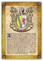Apellido Constantí / Origen, Historia y Heráldica de los linajes y apellidos españoles e hispanoamericanos