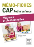 Mémo fiches - CAP Petite enfance (ebook)