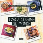 100 % cuisine du monde (ebook)