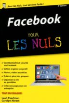 Facebook Poche Pour les Nuls, 4ème édition (ebook)