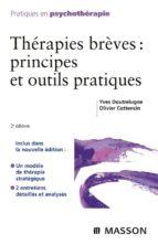 Thérapies brèves : principes et outils pratiques (ebook)