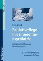 Palliativpflege in der Gerontopsychiatrie (ebook)