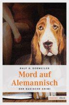 Mord auf Alemannisch (ebook)
