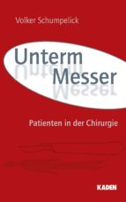 Unterm Messer (ebook)
