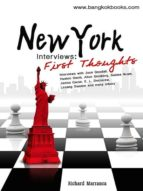 New York Interviews: First Thoughts (ebook)