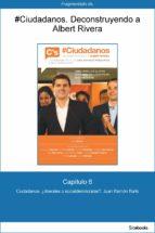 Capítulo 6 de #Ciudadanos. Ciudadanos, ¿liberales o socialdemócratas? (ebook)