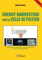 Energy Harvesting con le celle di Peltier (ebook)