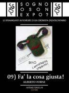 Sogno o son Expo? - 09 Fa' la cosa giusta (ebook)