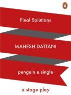 Final Solutions (ebook)