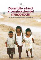 Desarrollo infantil y construcción del mundo social (ebook)