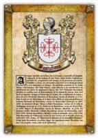 Apellido Bascuñana / Origen, Historia y Heráldica de los linajes y apellidos españoles e hispanoamericanos