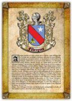 Apellido Fábregues / Origen, Historia y Heráldica de los linajes y apellidos españoles e hispanoamericanos