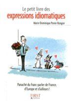 Petit livre de - Les expressions idiomatiques (ebook)