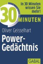 30 Minuten Power-Gedächtnis (ebook)