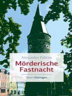 Mörderische Fastnacht (ebook)