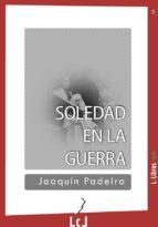 Soledad en la guerra (ebook)