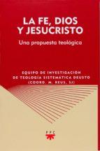 La fe, Dios y Jesucristo (eBook-ePub) (ebook)