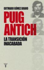 Puig Antich. La transición inacabada (ebook)