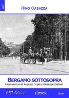Bergamo sottosopra (ebook)
