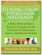 Healing From Depression Naturally (ebook)