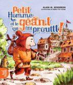 Petit Homme et le géant qui fait Prouttt! (ebook)