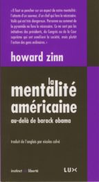 La mentalité américaine (ebook)
