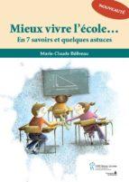 Mieux vivre l'école (ebook)