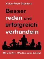 besser reden und erfolgreich verhandeln (ebook)