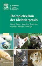 Therapielexikon der Kleintierpraxis (ebook)