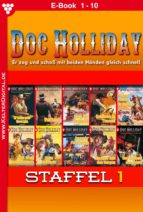 Doc Holliday Staffel 1 - Western (ebook)