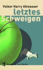 Letztes Schweigen (ebook)