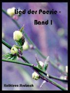 Lied der Poesie - Band 1 (ebook)