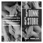 5 donne 5 storie (ebook)
