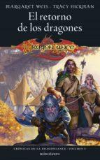 El retorno de los dragones (ebook)