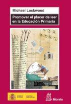 Promover el placer de leer en Educación Primaria (ebook)