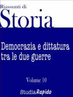 Riassunti di storia - Volume 10 (ebook)