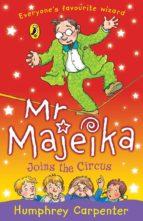 Mr Majeika Joins the Circus (ebook)