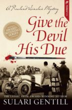 Give the Devil His Due (ebook)