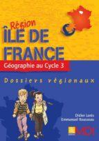 Fascicule Ile de France - A télécharger (ebook)