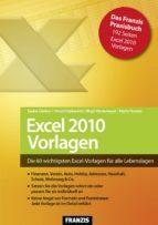 Excel 2010 Vorlagen (ebook)
