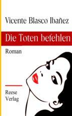 Die Toten befehlen (ebook)