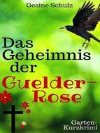 Das Geheimnis der Guelder-Rose (ebook)
