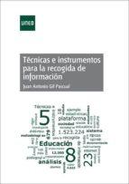 Técnicas e instrumentos para la recogida de información (ebook)