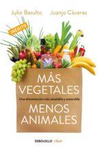 Más vegetales, menos animales (ebook)