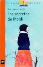 Los secretos de Iholdi (eBook-ePub) (ebook)