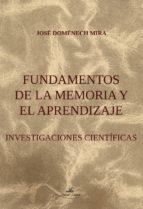 FUNDAMENTOS DE LA MEMORIA Y EL APRENDIZAJE (ebook)