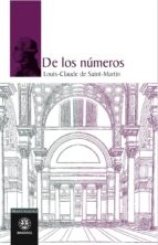 DE LOS NÚMEROS (ebook)