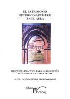 El patrimonio artístico en el aula (ebook)