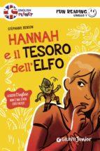 Hannah e il tesoro dell'elfo. Fun Reading - Livello 1 (ebook)